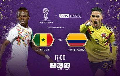 Live Senegal Vs Colombia Piala Dunia 28 Jun 2018