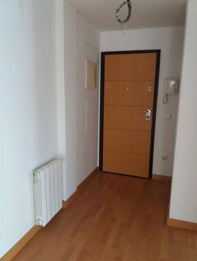 piso en venta calle de fola castellon pasillo
