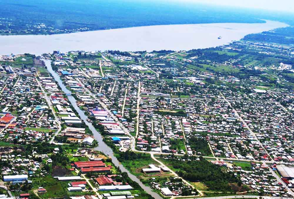 Paramaribo | Capital do Suriname