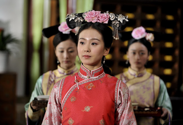 Qing Dynasty Costumes Cecilia Liu Shishi Scarlat Heart
