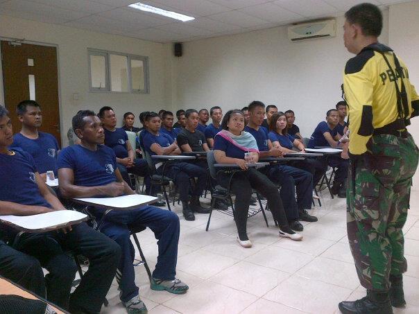 Perusahaan Security Service Di Indonesia