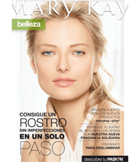 Cuaderno de belleza Mary Kay Julio 2014