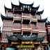 Yu Yuan Gardens Bazaar in Shanghai