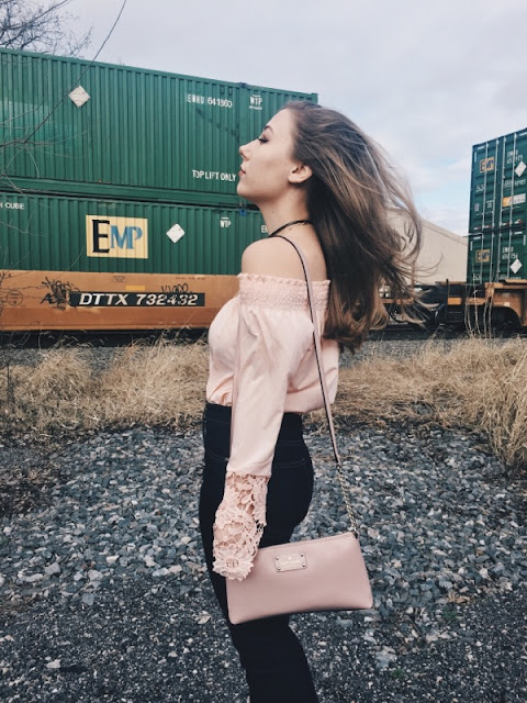 The Perfect Spring Top ft. Zaful