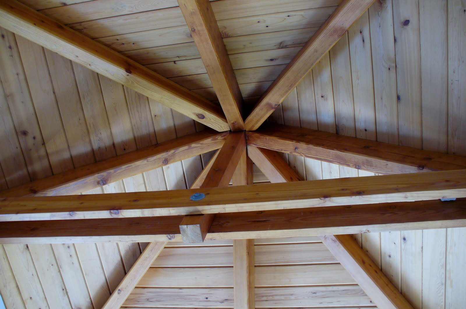 Alt Build Blog More On The Hip Roof
