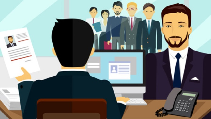 Il colloquio di lavoro