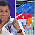 Netizens Shares Results of Pres. Duterte's Tirades Against the EU, Worth Millions of European Aid