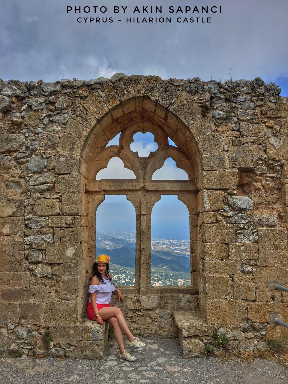 Kıbrıs Hilarion Kalesi