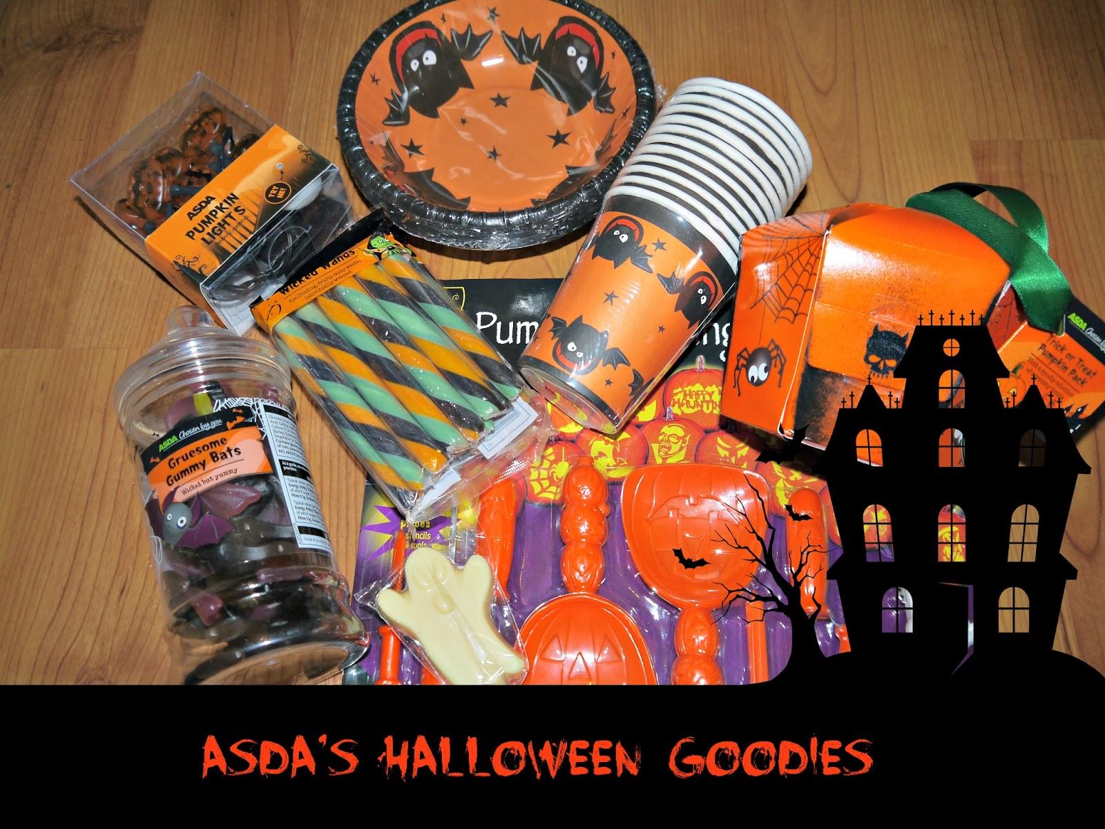 Inside the wendy house asda halloween treats asda halloween treats solutioingenieria Choice Image