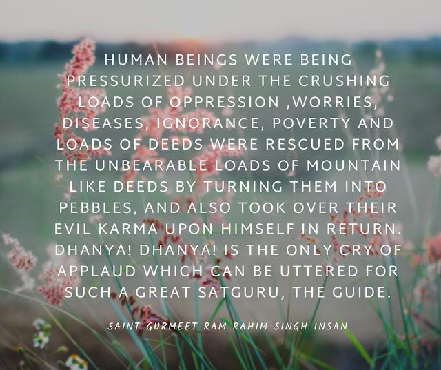 Saint Ram Rahim