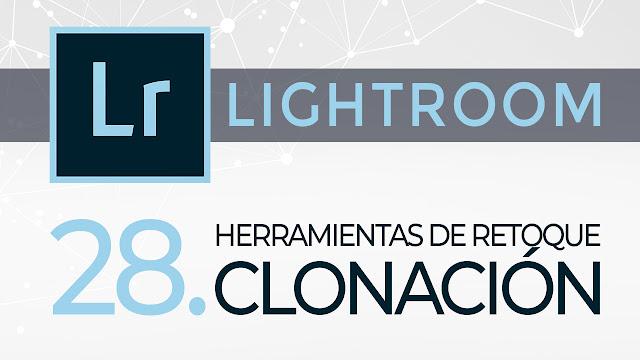 Curso de Lightroom - 28. Herramientas de retoque - Clonación