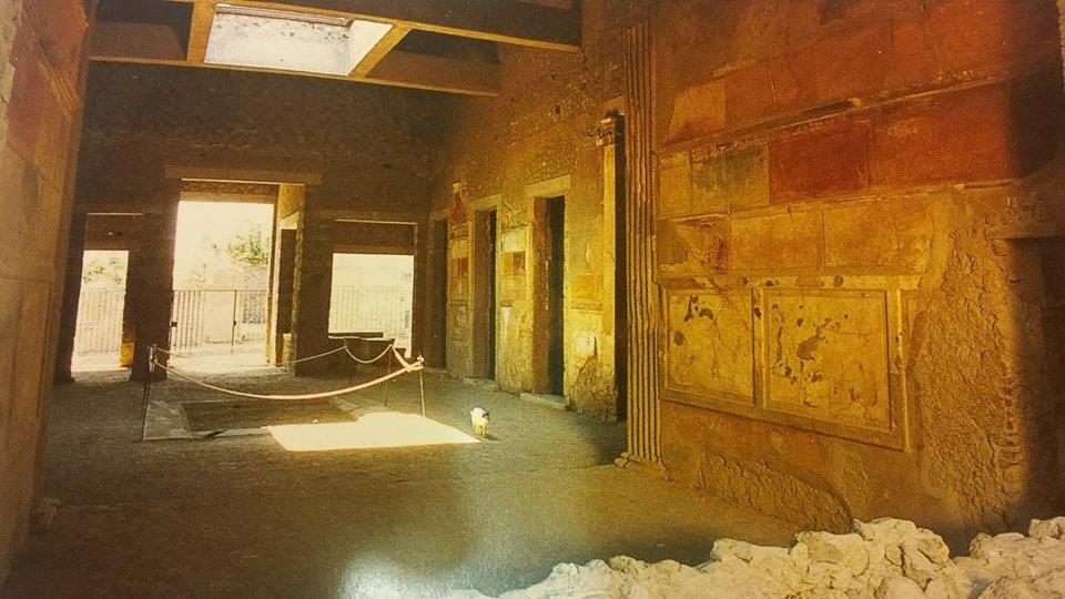 I quattro stili pompeiani archeo immapaola for Casa design stili