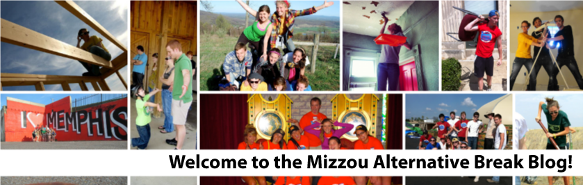 Mizzou Alternative Breaks Blog