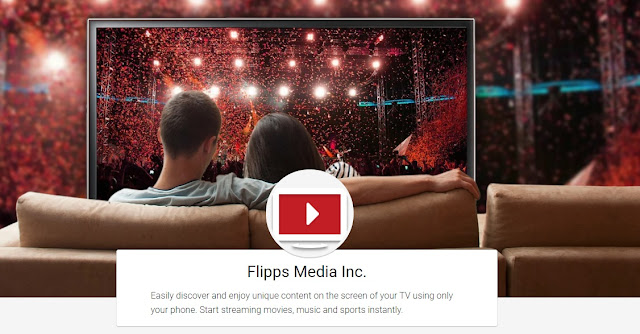 Aplikasi untuk streaming terbaik flipps.