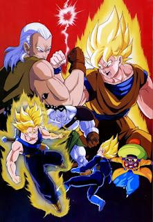 assistir - Dragon Ball Z - Filme 07 Dublado - online