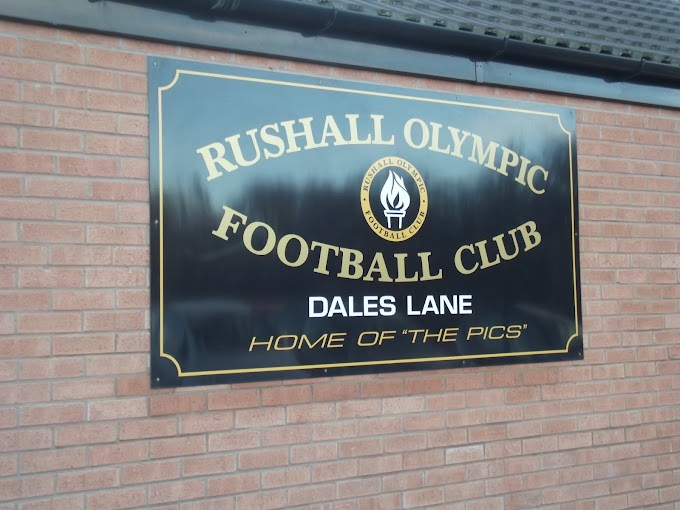 Rushall Olympic Appeal For Information Following Break-In at Dales Lane