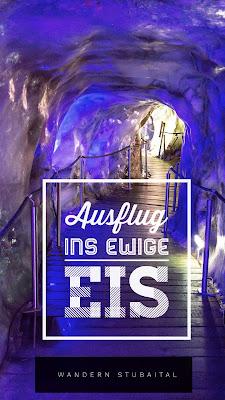 Stubaital - Vom Eisjoch zur Dresdner Hütte Gletscherpfad und Gletscherweg