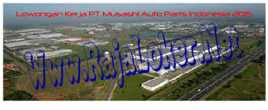 PT Musashi Auto Parts Indonesia 2015