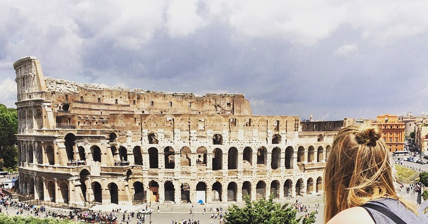 Travel - Italy, from Rome to Venice (Part I)