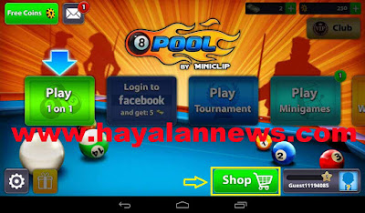 Mau cues tongkat legendary game 8 ball pool gratis? cobain cara ini!