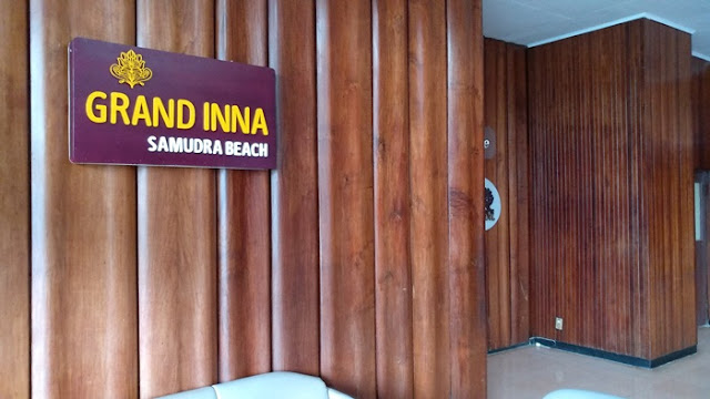 Grand Inna Samudra Beach