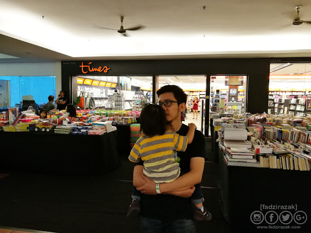 Kedai buku Times Citta Mall