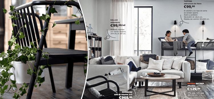 una pizca de hogar nuevo cat logo ikea 2017 versi n espa a ahora si que si. Black Bedroom Furniture Sets. Home Design Ideas
