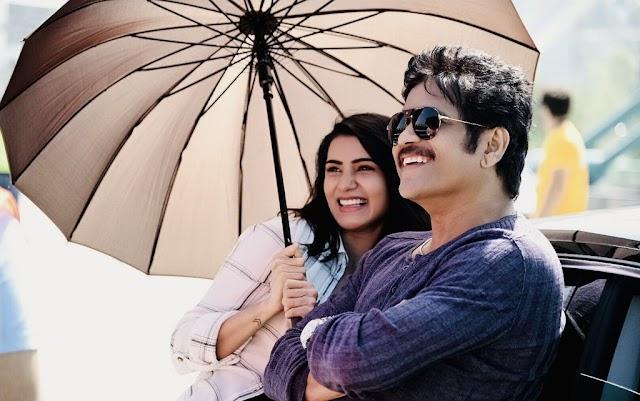 Manmadhudu2 Movie Working Stills