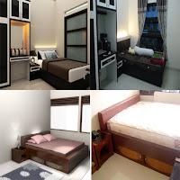 Contoh Desain Furniture Kamar Tidur - Furniture Semarang