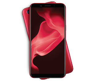 OPPO F5 6GB RAM Red Edition