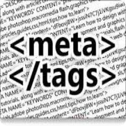 فوائد Meta Tags لمحركات البحث والارشفة