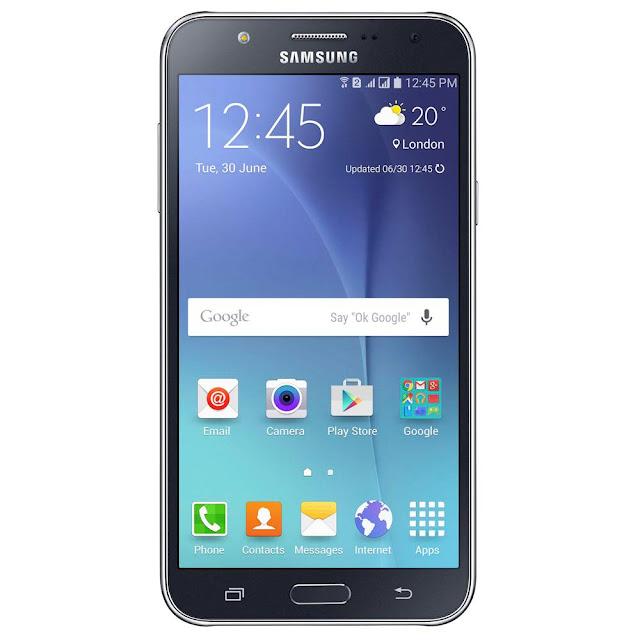 Smartphone Samsung Galaxy J7 Duos Preto