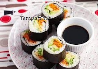 sushi alpukat enak sehat