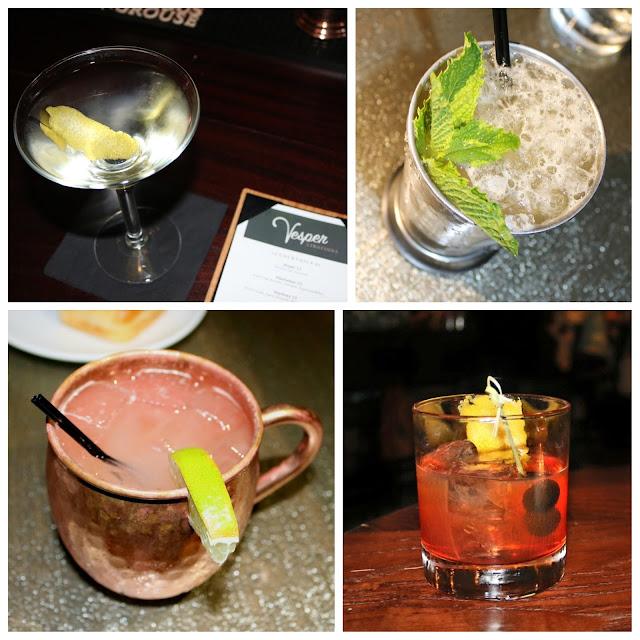 Vesper - Cocktails