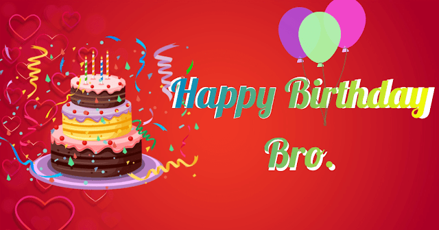 happy birthday Quotes to brother