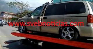 Trascendio que son 7 cuerpos hallados dentro de camioneta en Nogales Veracruz