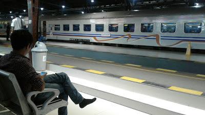 Stasiun Purwokerto, Jawa Tengah Indonesia