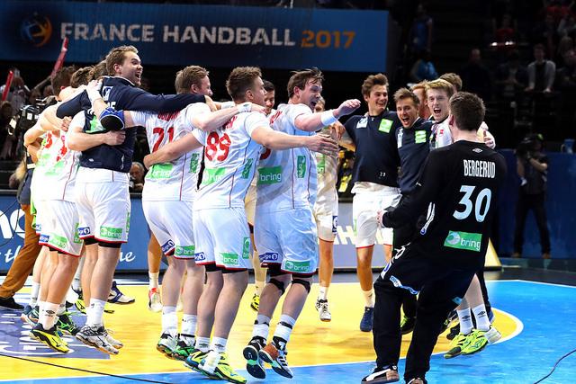 Noruega finalista mundial de Francia