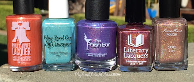 Addicted To Holos Indie Box, October 2015