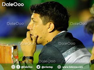 Yimy Montaño Presidente de Oriente Petrolero sufrió hasta el final y festejó el gol agónico de Alan Mercado - DaleOoo