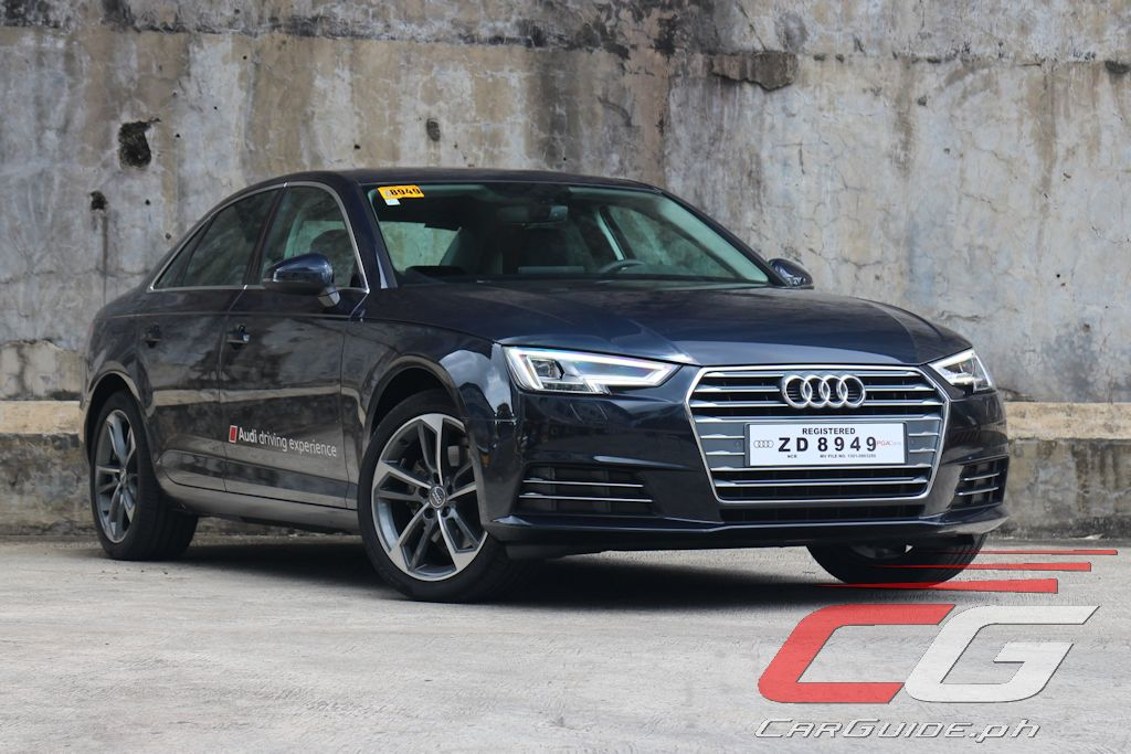 Review Audi A TDI Philippine Car News Car Reviews - 2018 audi a4 msrp
