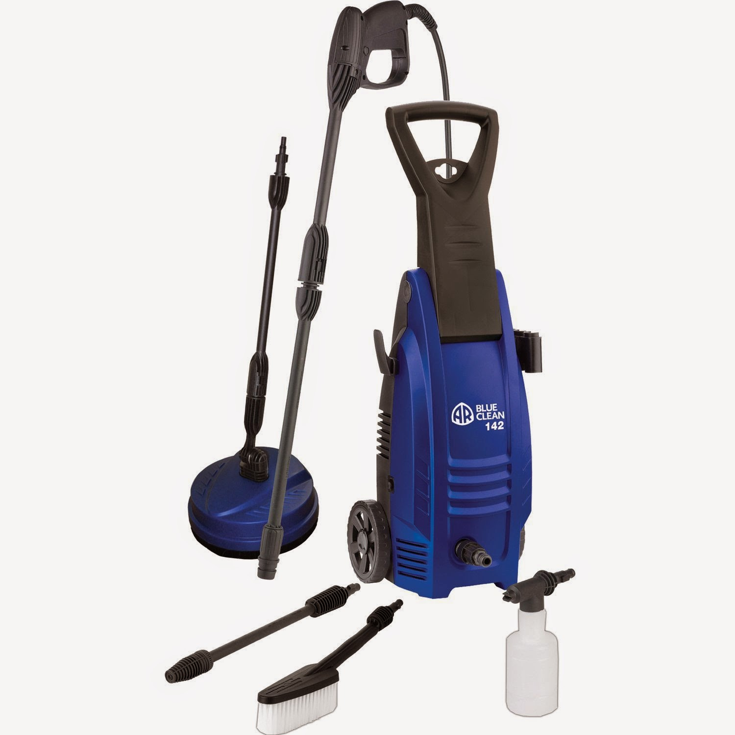Electric Pressure Washer Reviews Ar Blue Electric