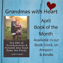 Grandmas with Heart April Book of the Month