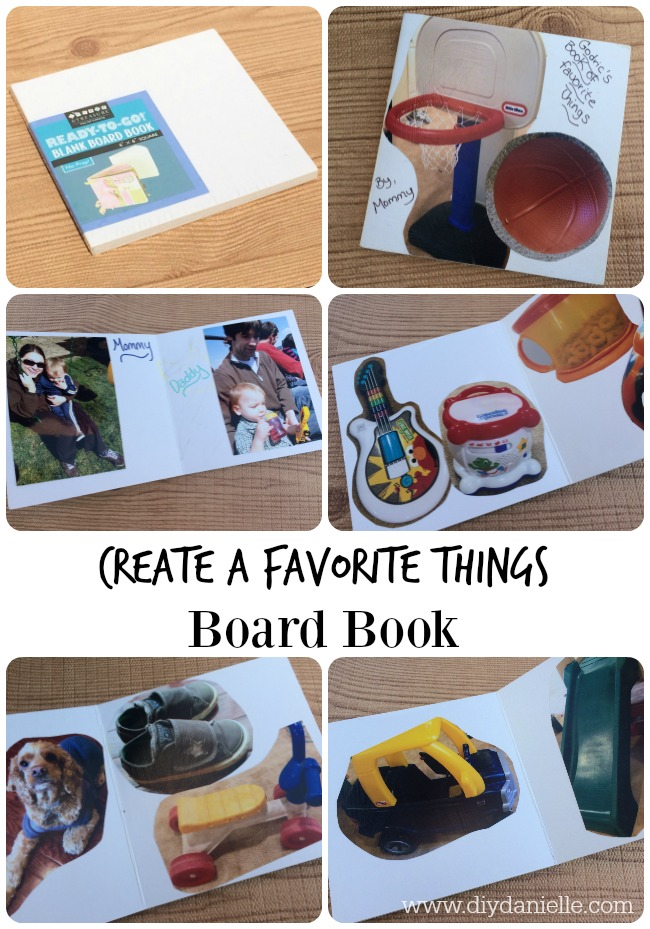 DIY Board Book