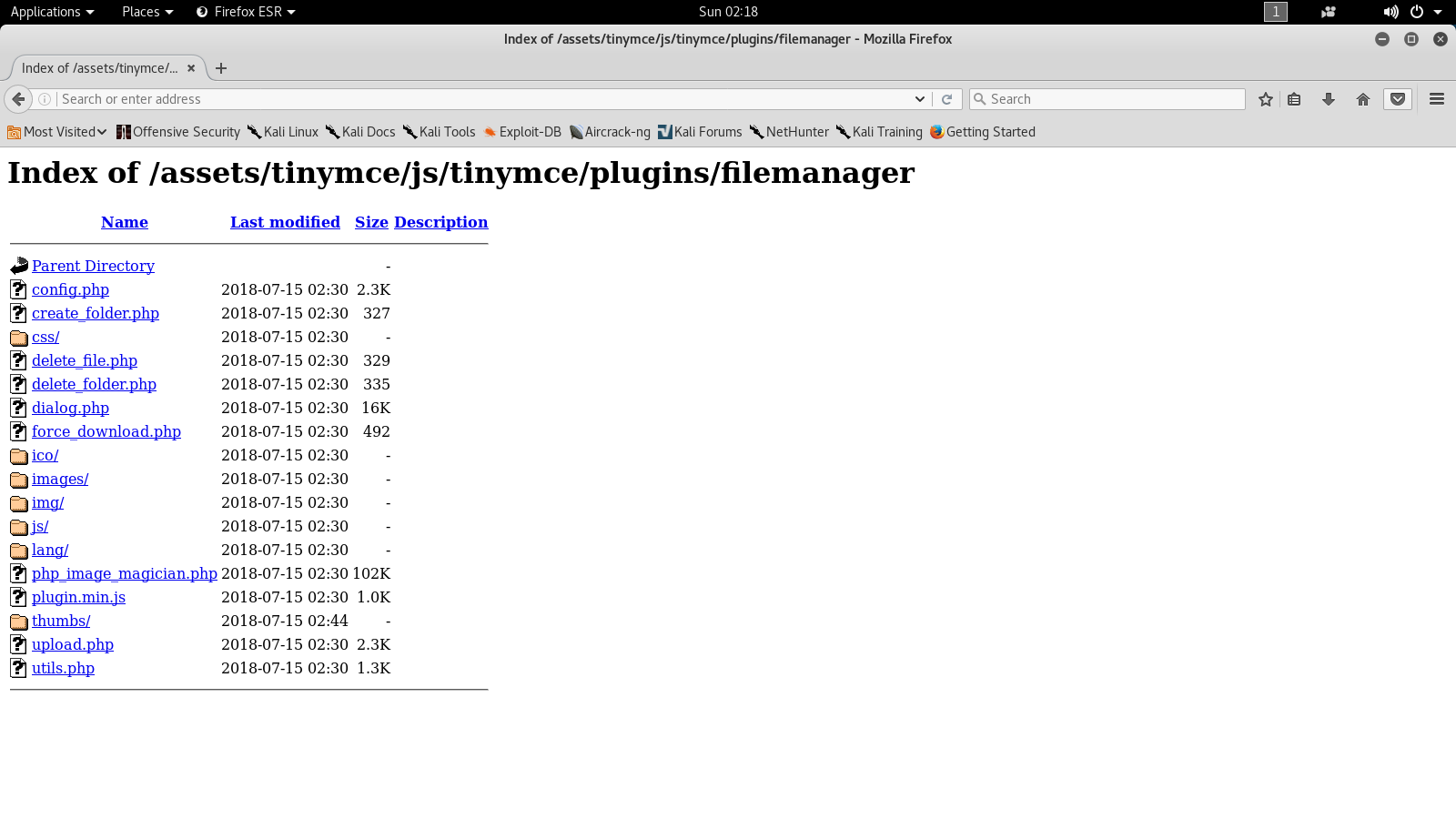 Cara Deface Metode Responsive File Manager