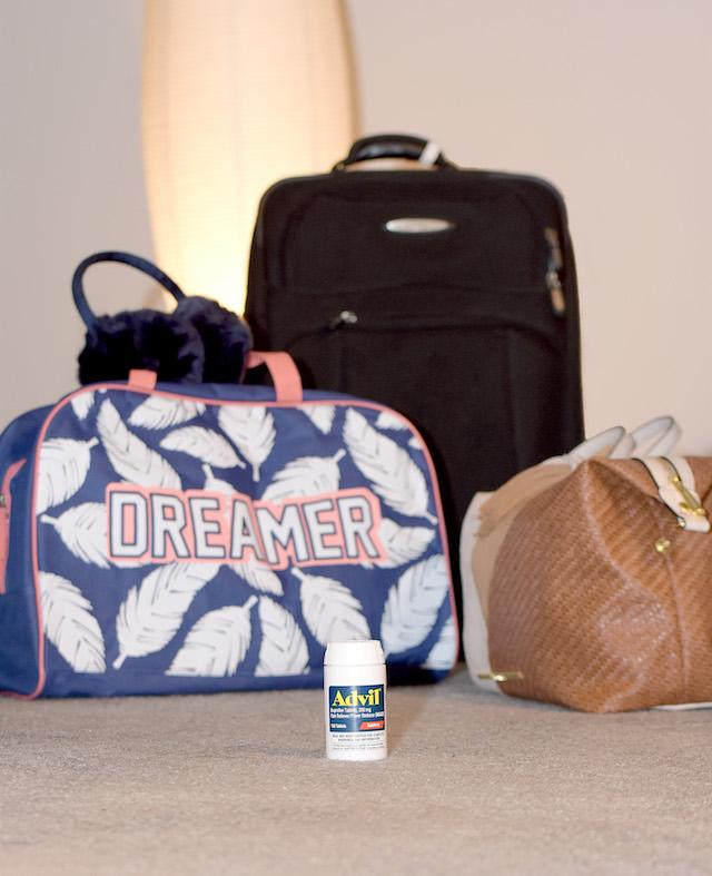 Mis Esenciales Para Viajar en Invierno-Advil el calmante número uno-Colectiva Latina-MariEstilo- Mariestilotravels-lifebits-lifestyle-