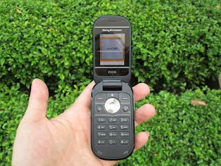 hape jadul Sony Ericsson Z320i
