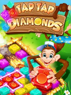 Diamonds 240x320 java game free download for Samsung Rex 60