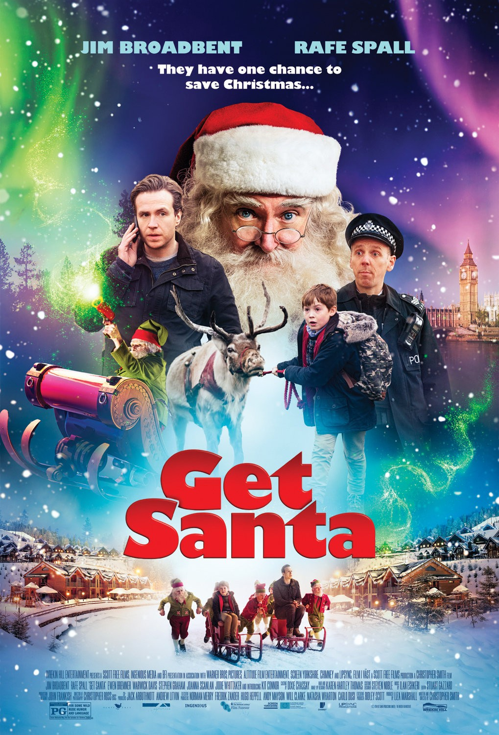Get Santa (2014) ταινιες online seires oipeirates greek subs