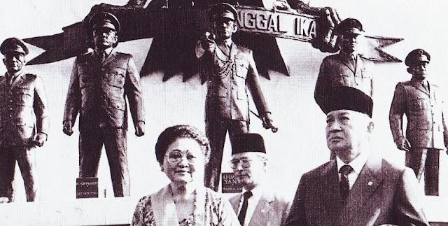USA: Benar, Suharto Perintahkan Pembantaian Massal 1965